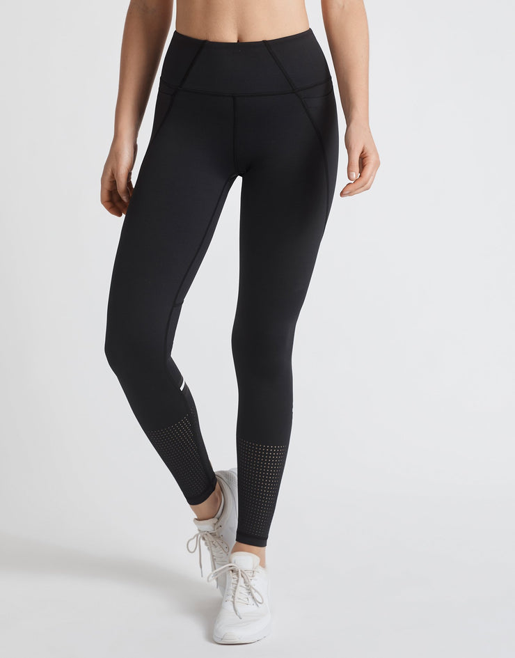 LILYBOD Colette Leggings - Tarmac Black
