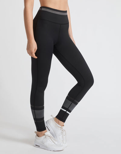 LILYBOD Jordan Leggings - Phantom Jet
