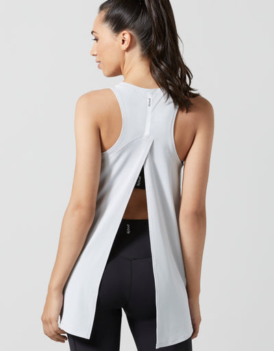 LILYBOD Kendall Vest - Light Grey