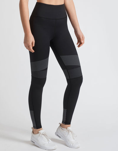 LILYBOD Luca XR Leggings - Phantom Jet