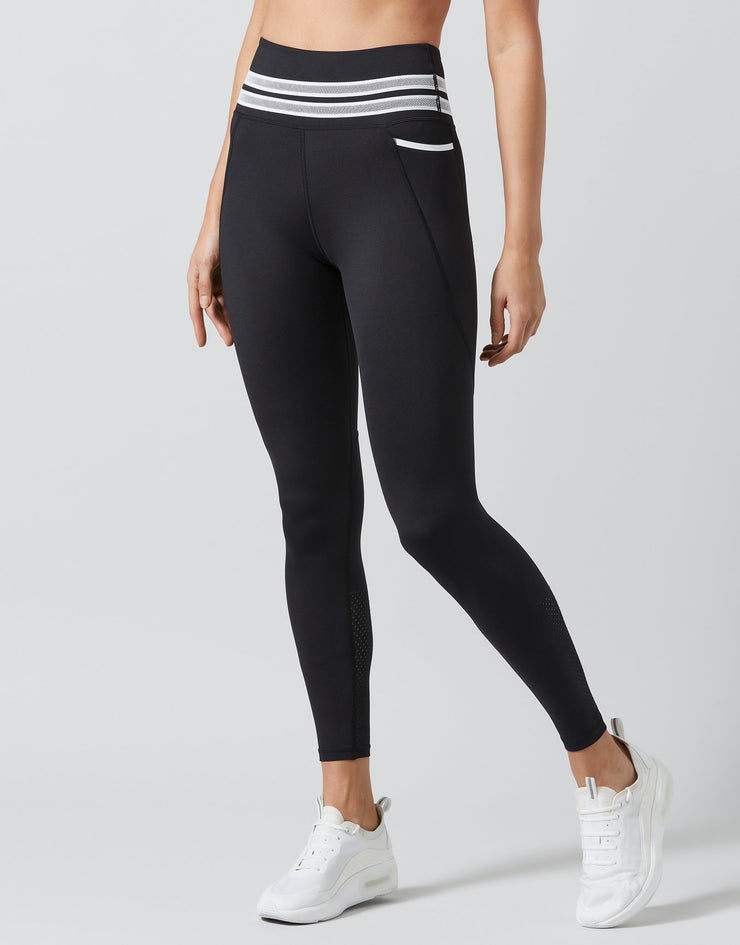 LILYBOD Riviera Leggings - Black