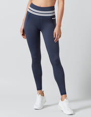 LILYBOD Riviera Leggings - Mood Indigo