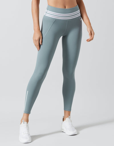 LILYBOD Riviera Leggings - Sorbet Green