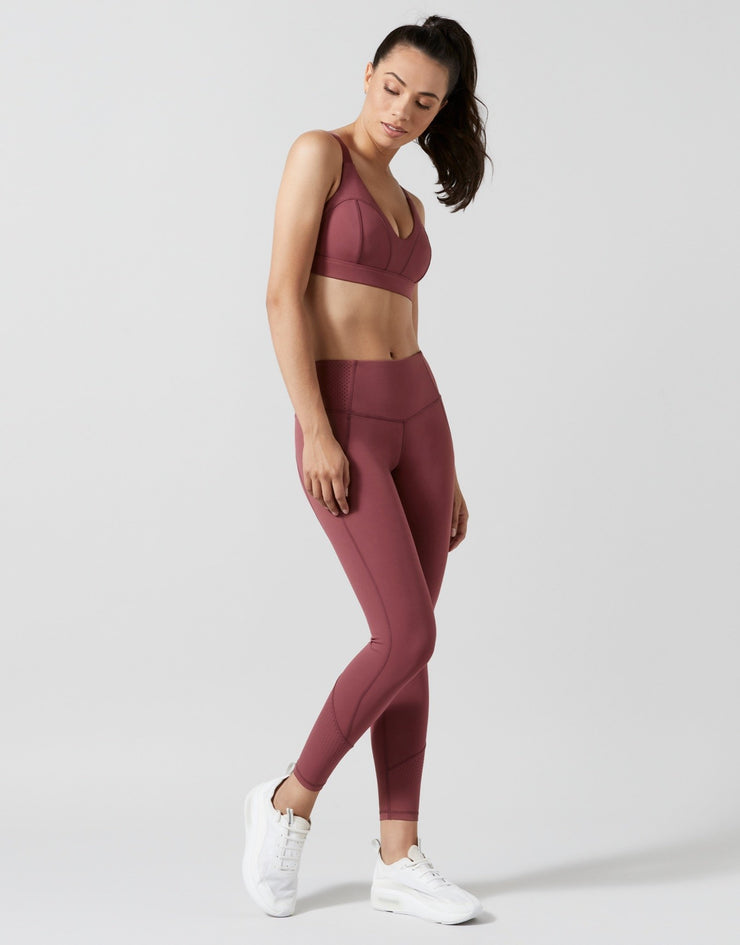 LILYBOD Arizona Leggings - Apple Butter