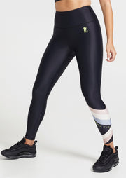 PE NATION Side Step Leggings