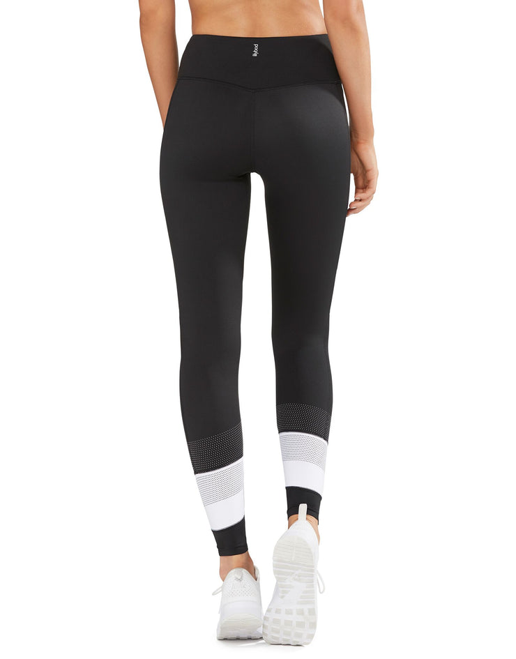 LILYBOD Jade X Leggings - Tarmac Black
