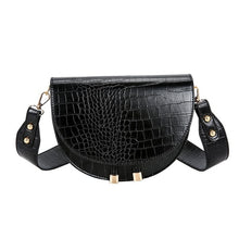Load image into Gallery viewer, Luxury Crocodile Pattern Crossbody Bags for Women