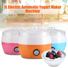Load image into Gallery viewer, 220V 1L Electric Automatic Yogurt Maker Machine
