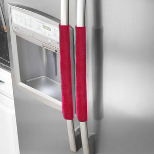 2pcs Kitchen Appliance Handle Cover for