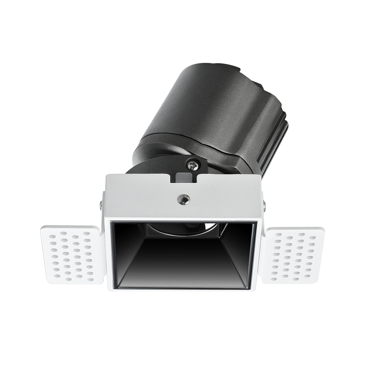 Luxor 3.5 inch Adjustable Square Downlight Frameless 12W