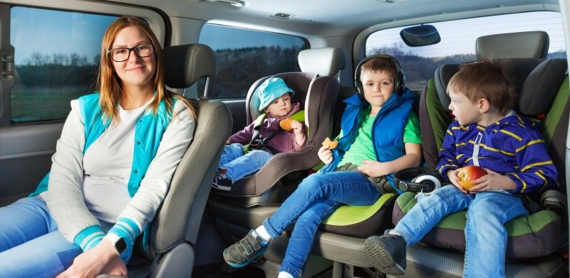 The one thing parents forget about when they go on a road trip