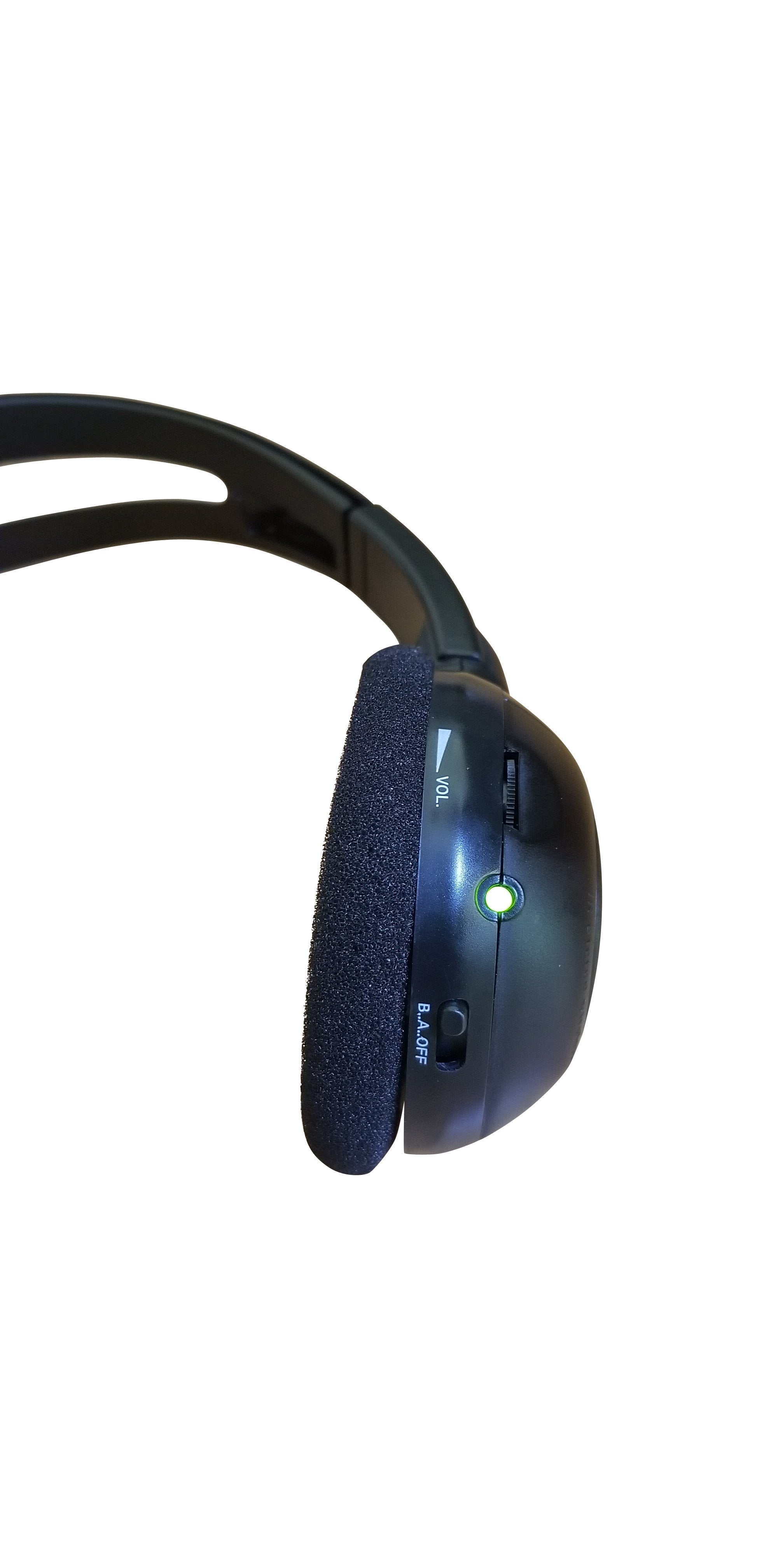 2013 VW-Volkswagen Tiguan Wireless DVD Headphone