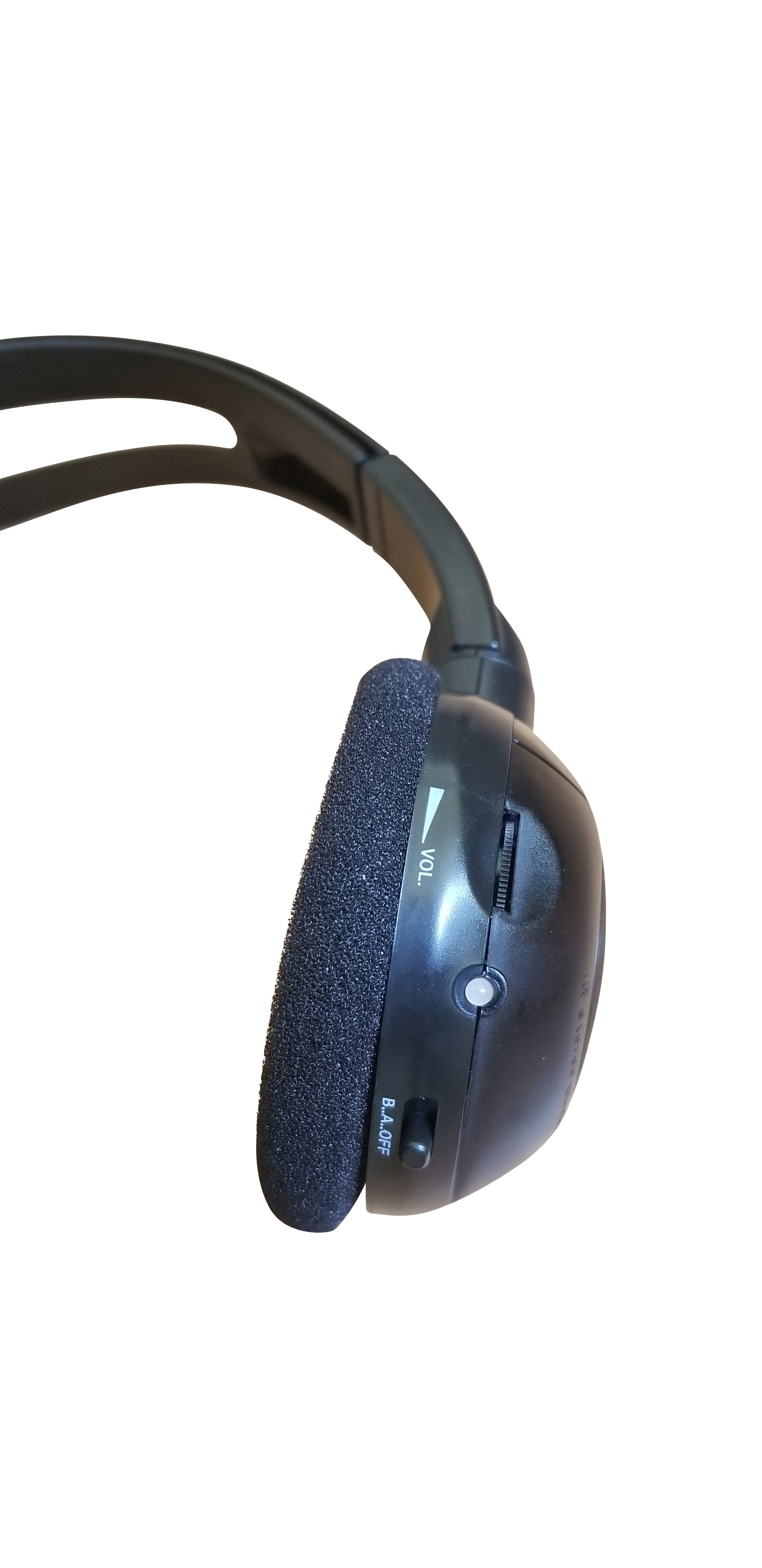 2012 VW-Volkswagen Tiguan Wireless DVD Headphone