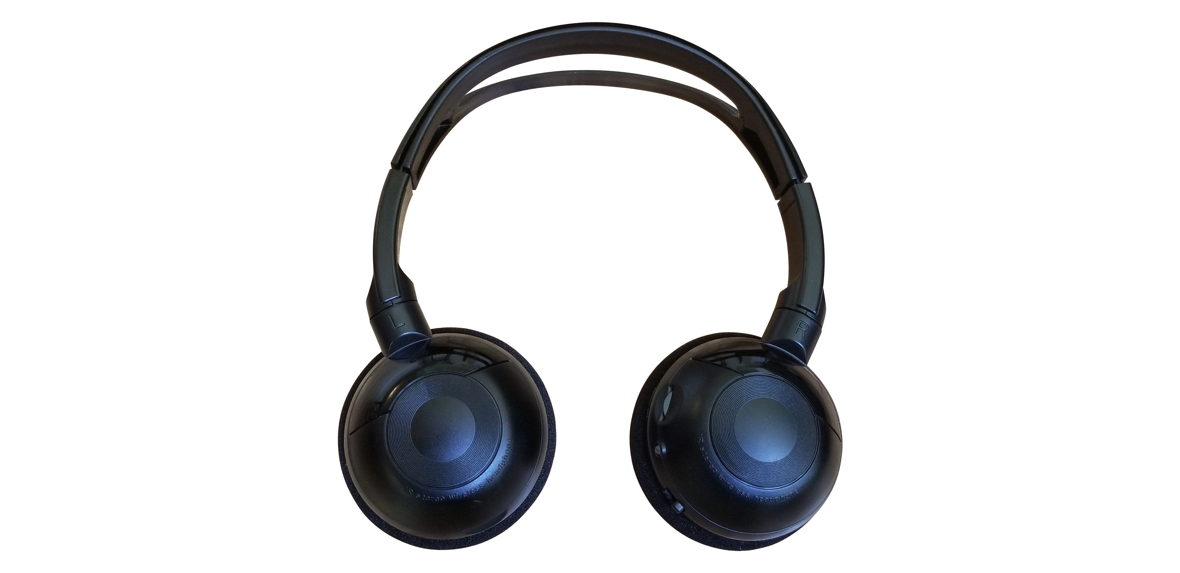 2011 Toyota Land-Cruiser Wireless DVD Headphone