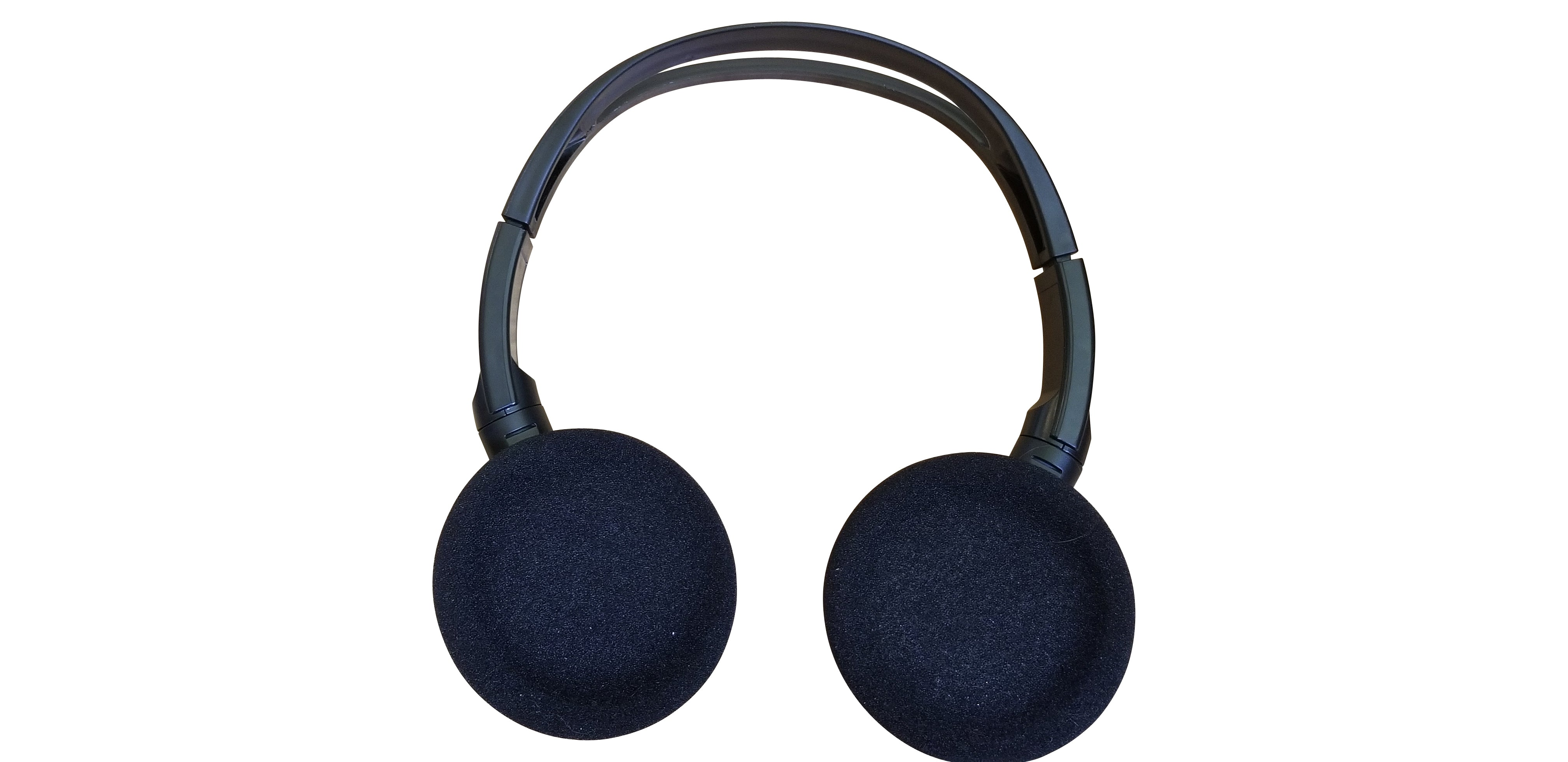 R1H-11210 IR Wireless DVD Headphone