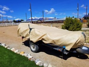 Medium - Whitewater Raft Cover