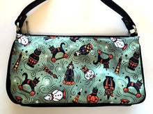 Load image into Gallery viewer, Johanna Parker Halloween Collectibles Clutch Bag