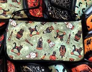 Johanna Parker Halloween Collectibles Clutch Bag