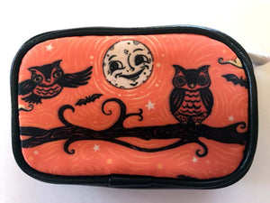 Johanna Parker Full Moon Owls Coin Purse or Case