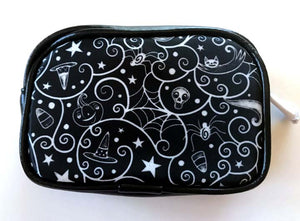 Johanna Parker Swirl Cobwebs Coin Purse or Case