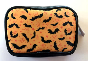Johanna Parker Bats on Yellow Coin Purse or Case
