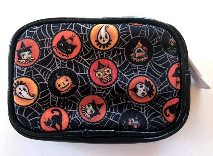 Johanna Parker Halloween Saucers Coin Purse or Case