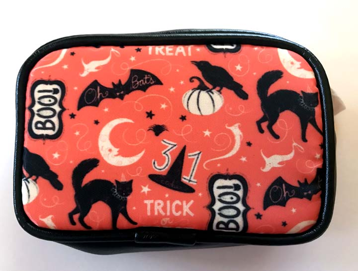Johanna Parker Trick or Treat Boo Coin Purse or Case