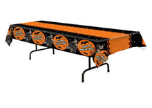 Load image into Gallery viewer, PRE-ORDER - New - Beistle Vintage Style Halloween Tablecover