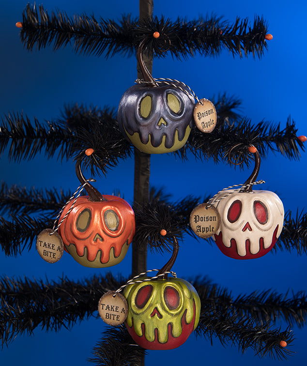 LeeAnn Kress Poison Apple Ornament