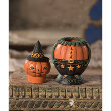 Load image into Gallery viewer, PRE-ORDER Johanna Parker Pumpkin Pete Spooks Jar