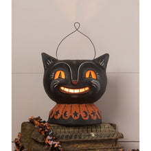 Load image into Gallery viewer, PRE-ORDER Johanna Parker Magic Catty Jack Lantern