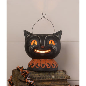 PRE-ORDER Johanna Parker Magic Catty Jack Lantern