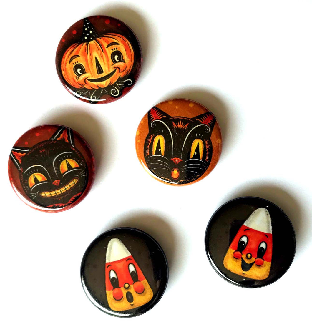 Johanna Parker Festive Mini Buttons - Choose from 5 Styles - New!