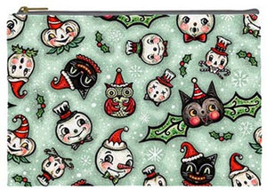 Johanna Parker Spookmas Characters Pouch