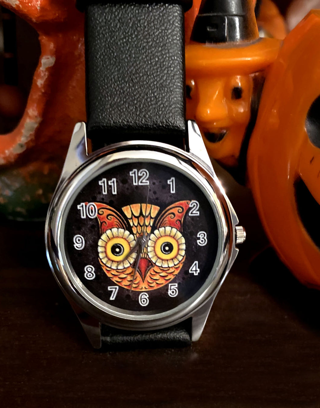 Johanna Parker Owl Watch