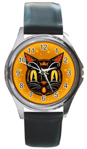 PRE-ORDER Johanna Parker Spooked Cat Watch
