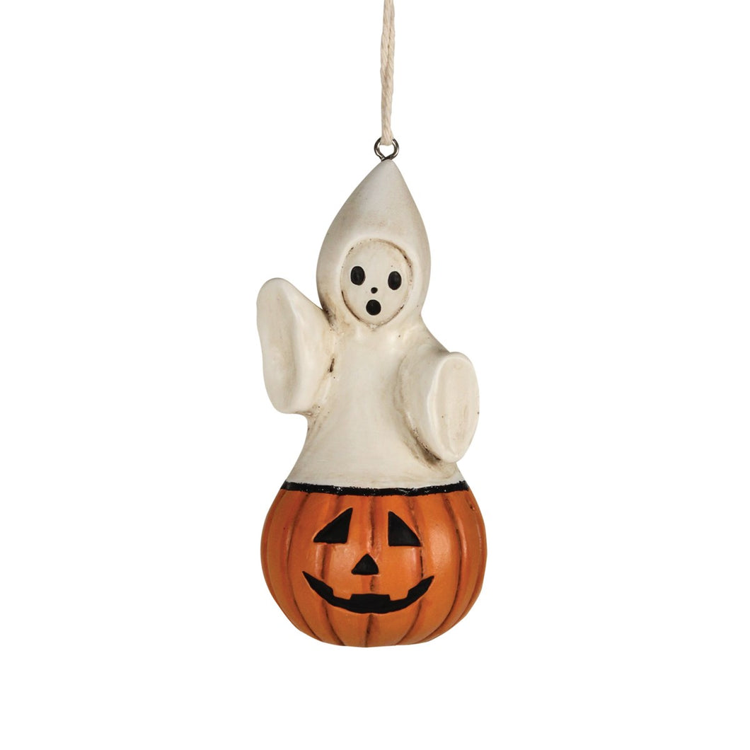 PRE-ORDER Ghost Bucket Ornament