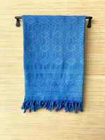 Summer Blue Towel