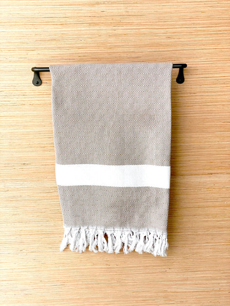 Sand Diamond Towel