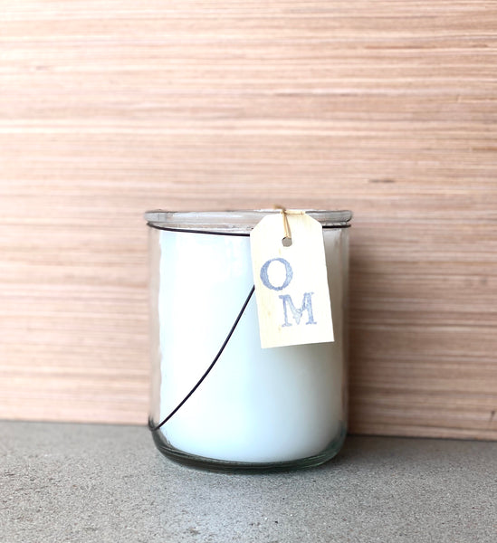 Twig Hand Poured Candle - Oak Moss - OM