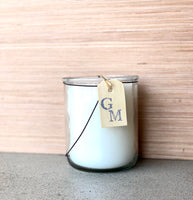 Twig Hand Poured Candle - Garden Mint - GM