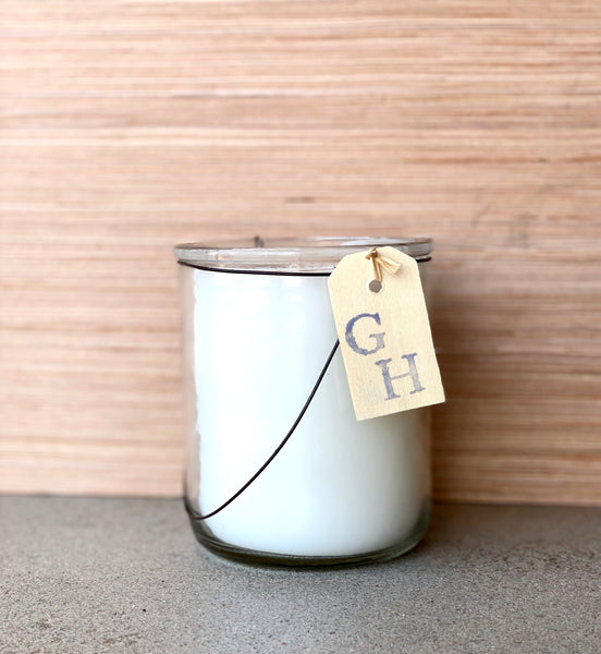 Twig Hand Poured Candle - Grapefruit & Herb - GH