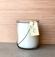 Twig Hand Poured Candle - Mandarin Citrus - MC