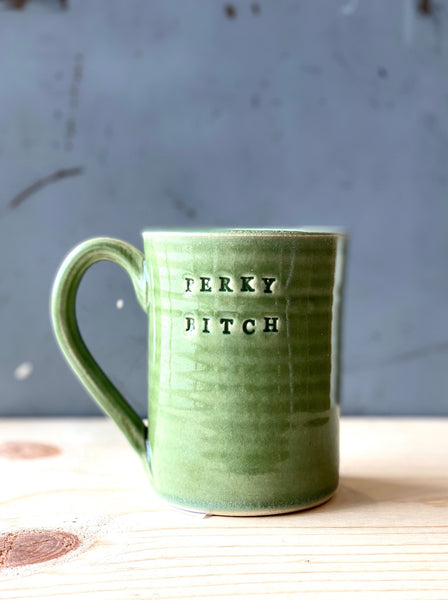 Perky Bitch Mug