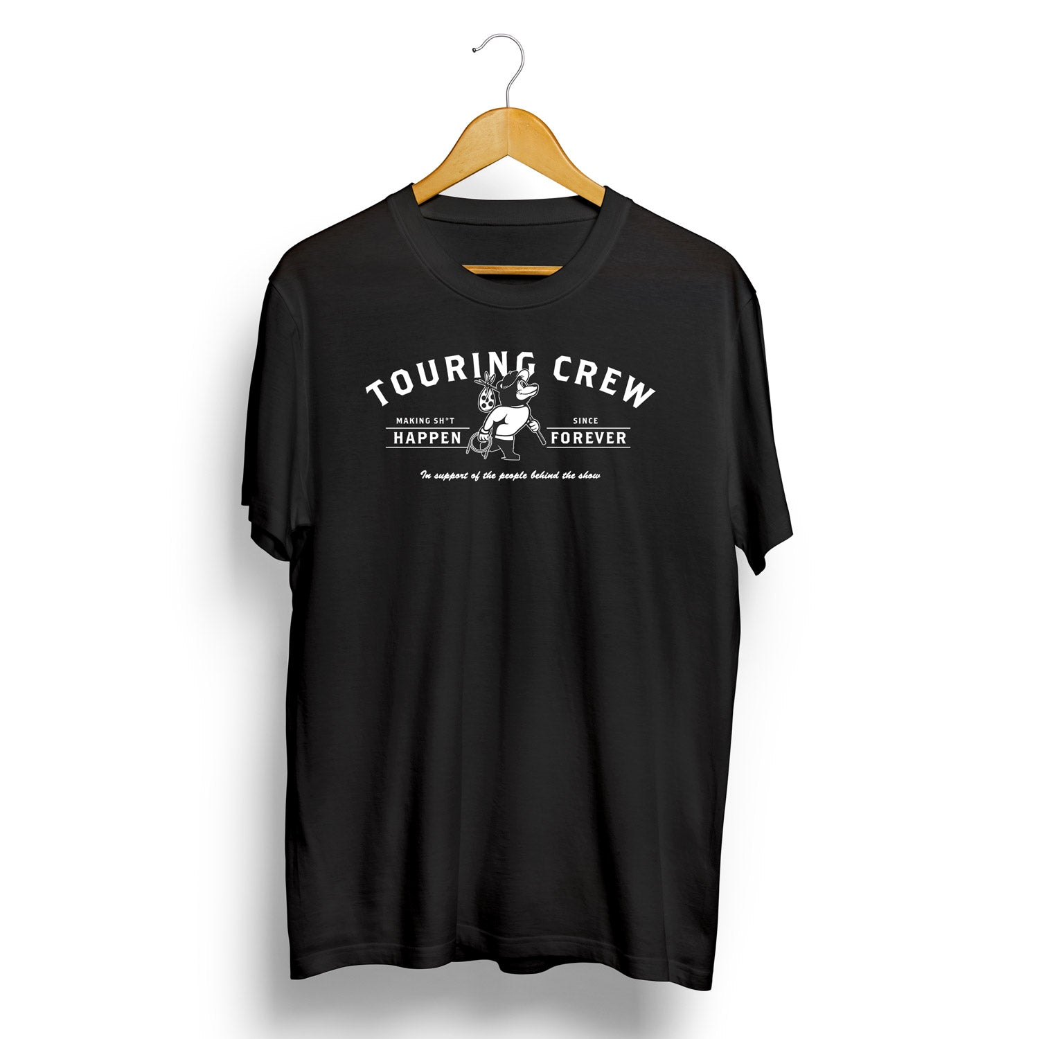 CREW SUPPORT T-SHIRT
