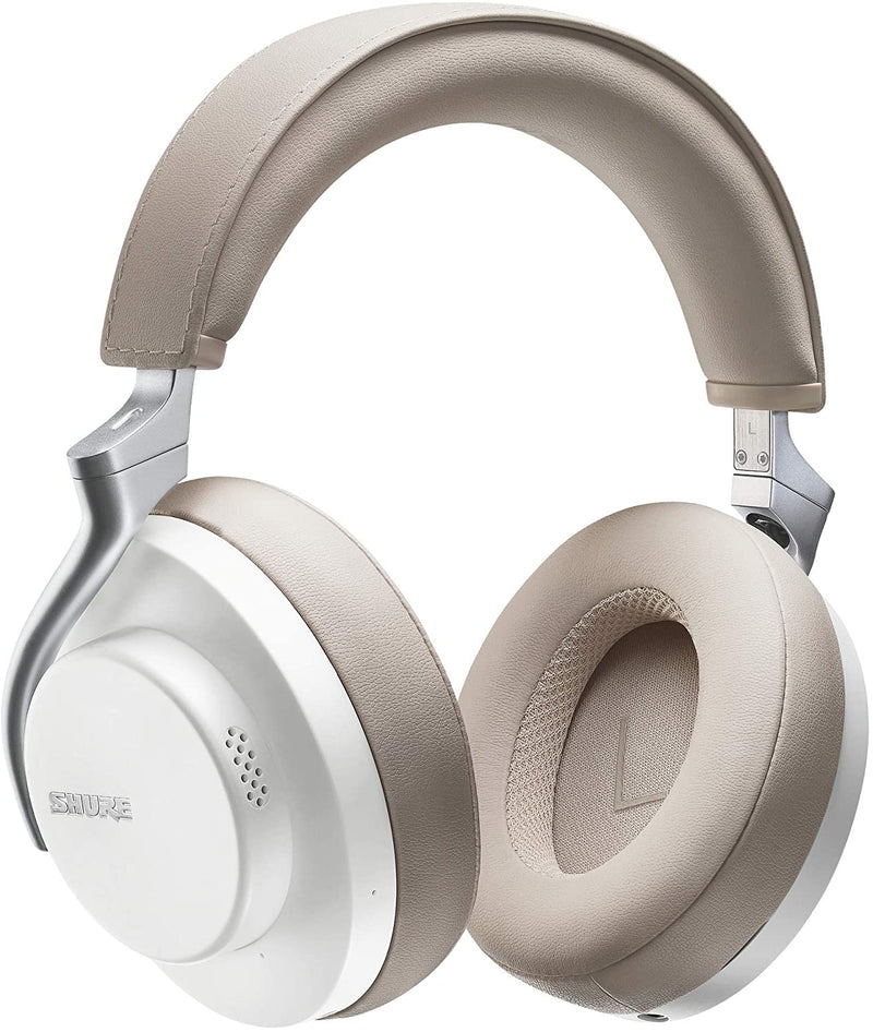 Shure AONIC 50 Wireless Noise Cancelling Headphones - White