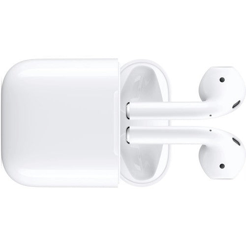 Apple AirPods (2nd Generation) with Charging Case (Latest Model)