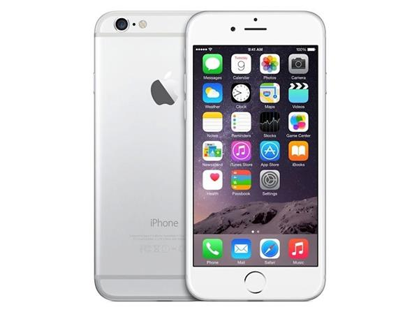 Apple iPhone 6s Phone 16GB Silver (Unlocked)