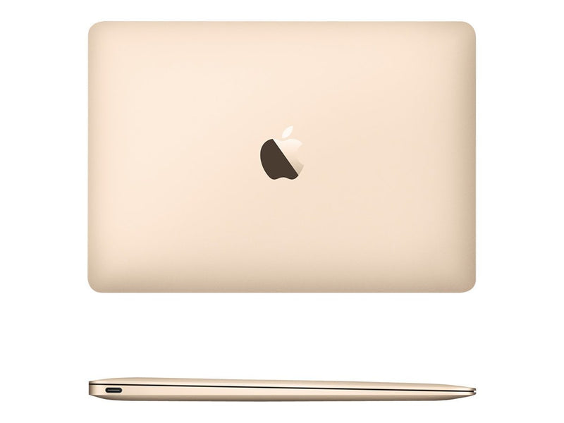 "Apple 12"" MacBook (Early 2015, Gold, 512 GB)"
