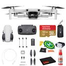 DJI Mavic Mini Drone Quadcopter CP.MA.00000120.01 With Mavic Sleeve, VR Glasses and More- Fly Now Bundle